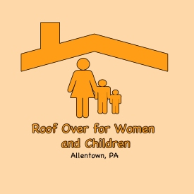 Roof Over for Women and Children Shelter in Allentown, PA.